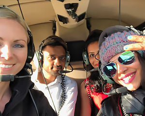 Helicopter Flight, 20-minute Private Tour of the Barossa for up to 3 People - Barossa Valley