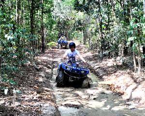 ATV 1.5 Hour Adventure Tour - Cairns
