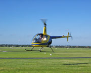 Learn To Fly a Helicopter on the Gold Coast - 40 Mins Helicopter Pilot Training