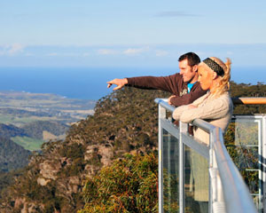 Illawarra Fly Treetop Walk Experience SPECIAL OFFER 2-FOR-1