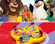 Dreamworld And WhiteWater World 3 Day Ticket - Gold Coast