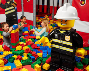 LEGOLAND Discovery Centre, Day Pass - Chadstone Melbourne - WEEKDAY SPECIAL