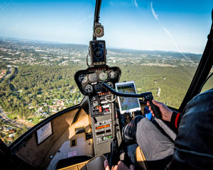 Helicopter Flight, Private Scenic Tour Of Brisbane - 20 Minutes - For 2