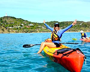 Dolphin Kayak Tour - Byron Bay