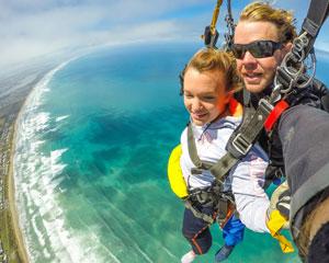 Skydiving Goolwa Basham Beach (Adelaide) - Tandem Skydive 15,000ft
