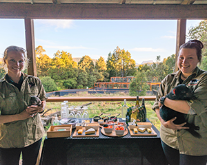 Dine with the Devils - Cradle Mountain