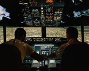 Jet Flight Simulator Canberra – 30 Minute Challenge Flight