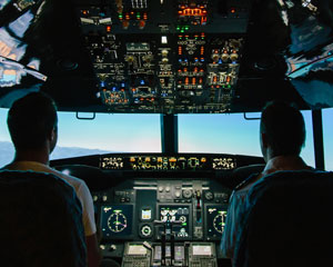 Jet Flight Simulator Canberra – 60 Minute Challenge Flight