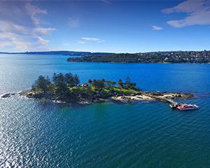 Romantic Picnic on Shark Island - Sydney