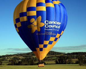 Hot Air Balloon Flight with Bubbly & Chocolates - Pokolbin, Hunter Valley