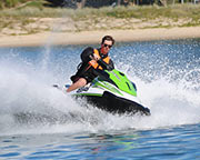 2 Hour Awesome Jet Ski Adventure Tour - ( SINGLE RIDER ) NO LICENCE REQUIRED  - Gold Coast