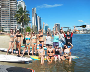 Surfers Paradise Stand Up Paddle Board Tour 2-FOR-1 - Gold Coast