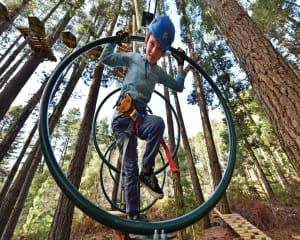 Treetop Adventure Launceston Available At Adrenaline