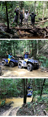 ATV Adventure Tour Cairns