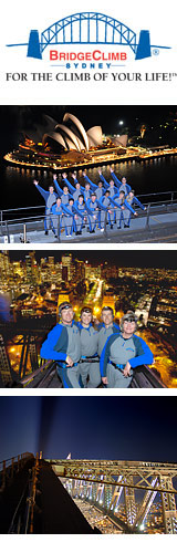 BridgeClimb Sydney - Weekend Night Climb