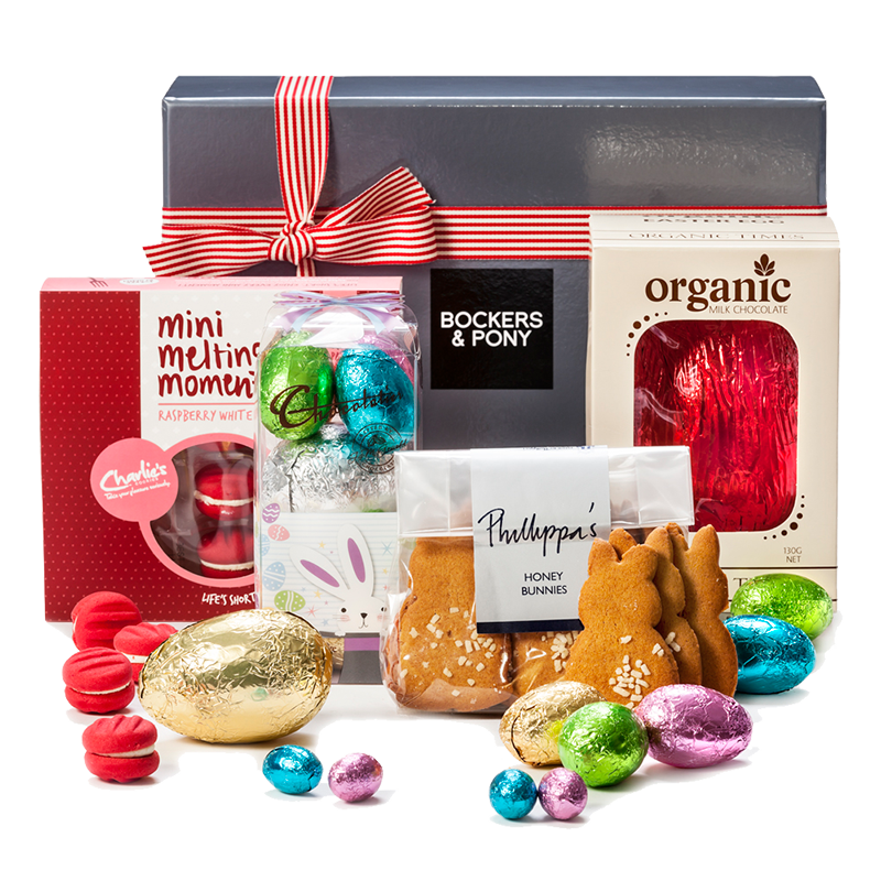 Win - The Ultimate Chocolate Easter Hamper