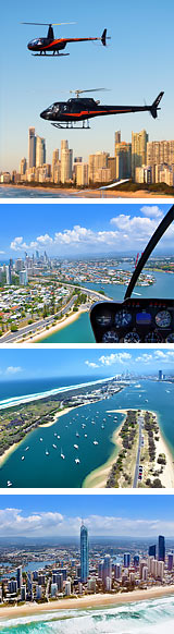 Gold Coast Helicopter Tour