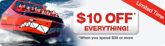 Australia Day SALE - Experiences from $35 @ Adrenalin.com.au