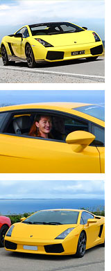 Ride in a Lamborghini