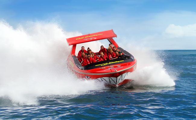 Jet Boat Rides