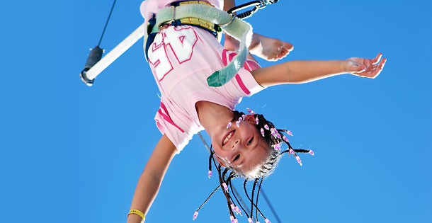 Fly the Trapeze