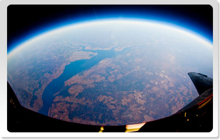 Edge of Space Flight