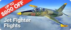 Jet Fighter Flights