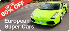 European Super Cars