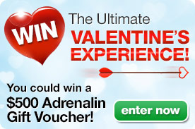 Win a $500 Valentines Day Gift Voucher