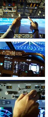 Adelaide jet simulator