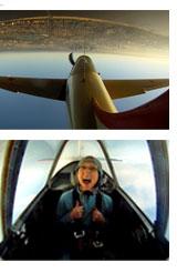 Aerobatic Yak