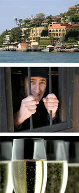 Convict Cruise Sydney