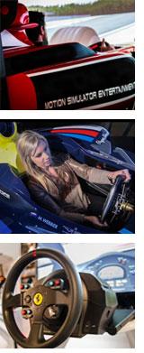 Racing Simulator Melbourne