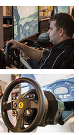 Racing Simulator Melbourne