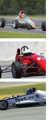 Formula Ford barbagallo
