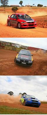 Half Day Rally Drive