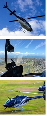 Heli Flight Brisbane