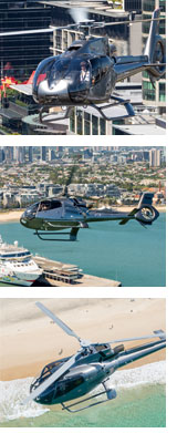 Helicopter Tour Of Melbourne