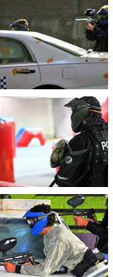 Indoor Paintball Sydney