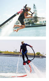 Jet Pack or Flyboard