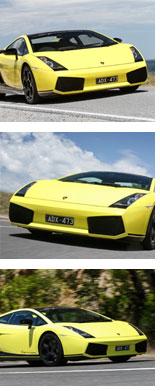 Lamborghini melbourne