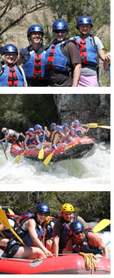 Lower Mitta River White Water Rafting