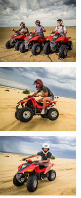 Quad Biking Port Stephens