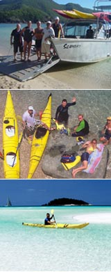 Sea Kayak Whitsundays