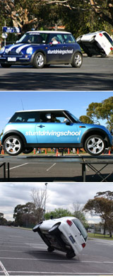 Stunt Driving School