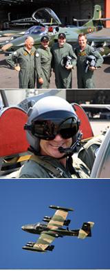 Sydney Jet Fighter Flight
