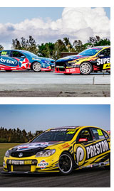 V8 Race Car Ride, 4 Hot Laps - Gold Coast