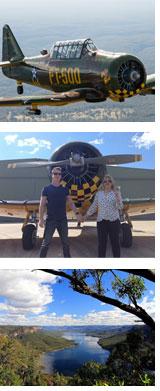 Warbird Adventure Flight