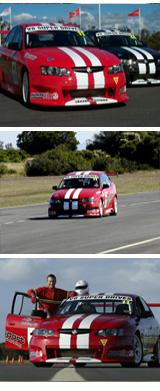 Drive a V8 supercar