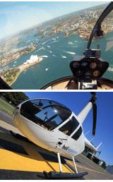 Helicopter Flight Sydney